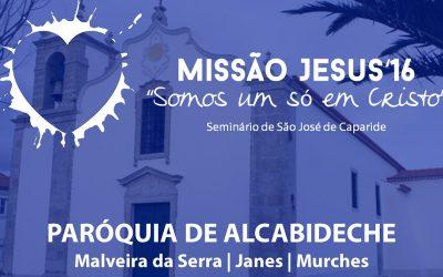 Missão Jesus'16