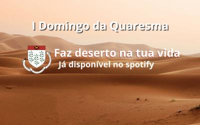 Podcast: Quaresma com o Seminário dos Olivais