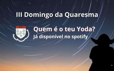 Podcast: Quem é o teu Yoda?